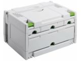 Festool Storage - Sortainers and Systainers