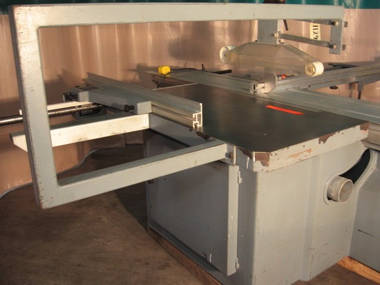 Sliding table saw saws on sale at hermance Used table saw