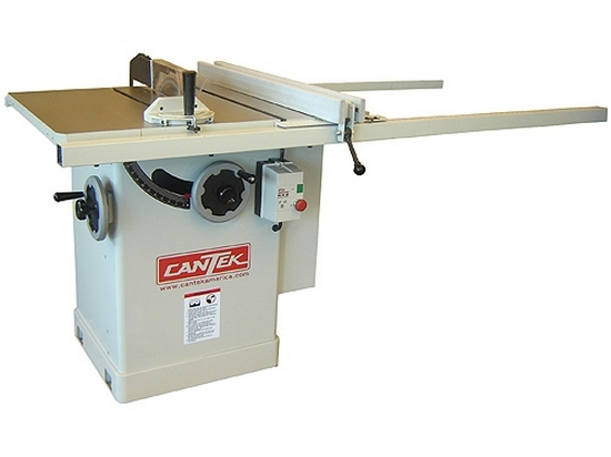 Cantek 10 Tilt Arbor Table Saw