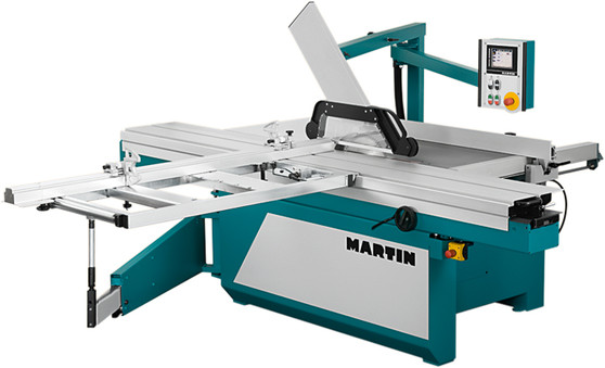 Martin T60 Classic Sliding Table Saw Shopping