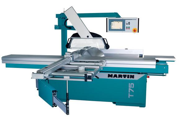 Martin T75 PreX Automatic Sliding Table Saw