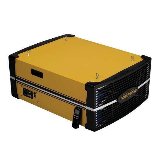 Air Filtration Units : Powermatic pm air filtration system hermance