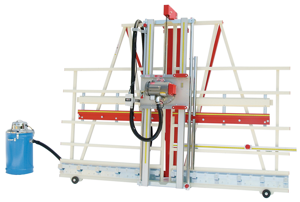 Safety Speed 7400 Vertical Panel Saw Hermance