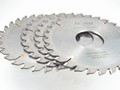 Carbide Tipped Industrial Grooving Saw Blade